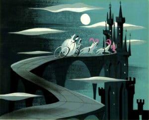 Cinderela, Mary Blair