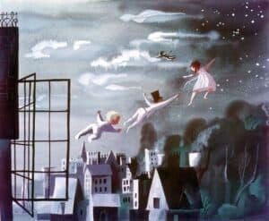 Mary Blair Peter Pan