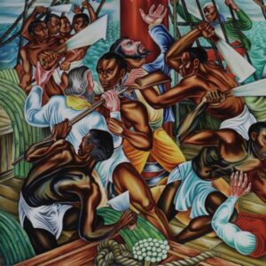Diáspora Africana - curso online capa