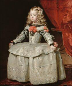 Diego Velazquez Infanta Margarida