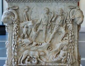 Cultos e rituais romanos Figueira Ruminal