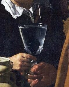 copo - o aguadeiro de sevilha