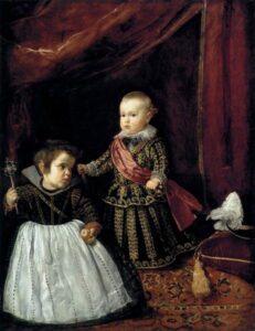 Diego Velazquez retratos