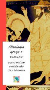 mitologia greco romana curso online