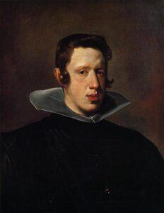 Diego Velazquez Retrato de Filipe IV